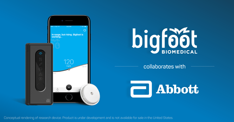 Bigfoot Amp Abbott To Automate Insulin Delivery Without