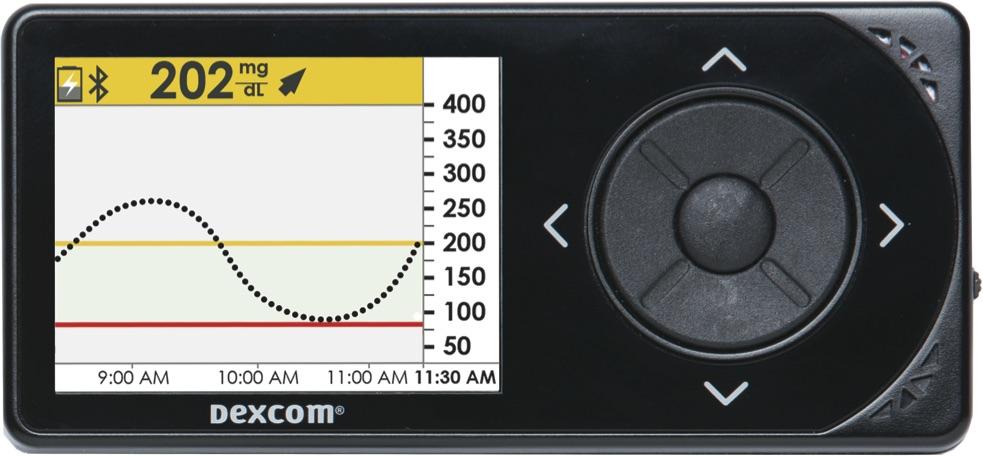 Dexcom G5 Mobile Cgm On Your Phone Receiver Optional Diatribe