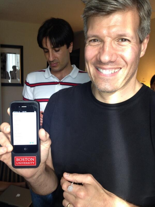 Dr. Damiano and the bionic pancreas
