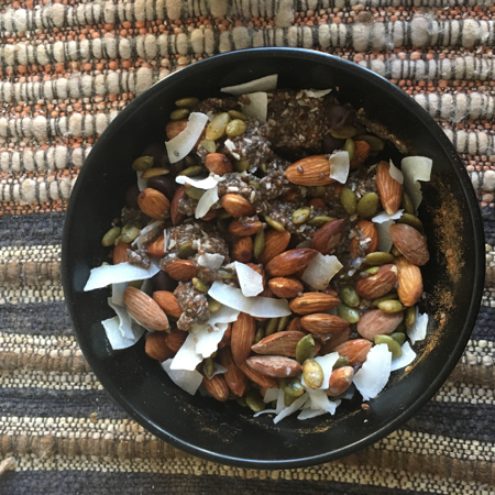 Diabetes food tricks and what i really eat diatribe 1 tinkering with chia pudding i forumfinder Images