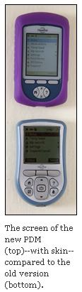 The New OmniPod PDM | diaTribe