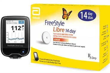 FreeStyle Libre in US Now Approved for 14-Day Wear and 1-Hour Warmup