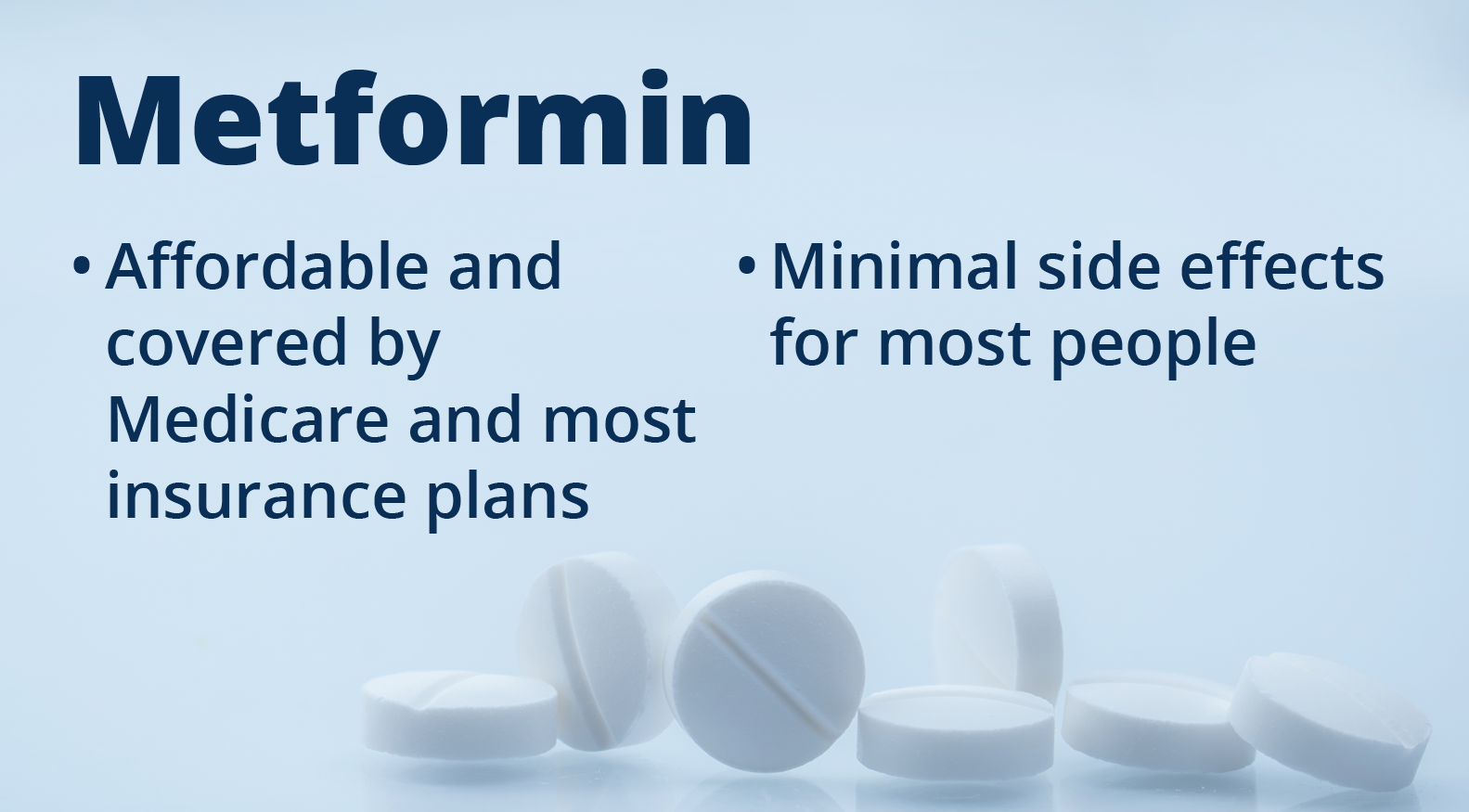 Everything You Always Wanted to Know About Metformin, But