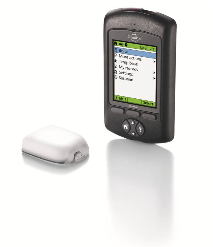 Diabetic Sites: Insulet Plans To Build An Integrated OmniPod Patch Pump