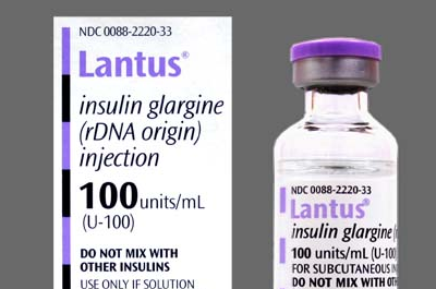 how can i get free lantus insulin