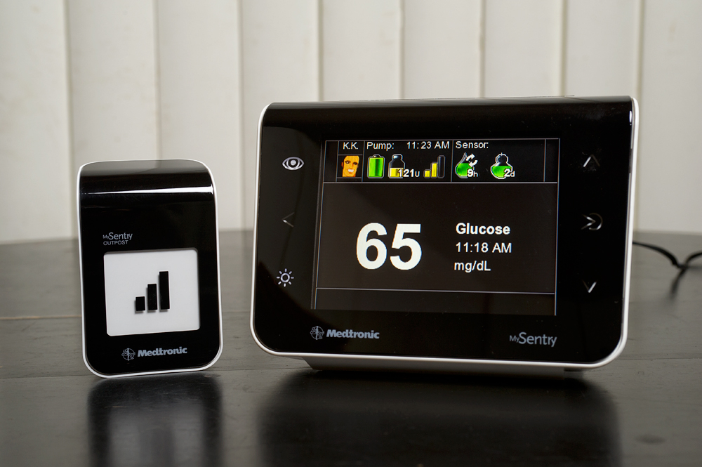 Fda Approves Medtronic Mysentry Allowing Parents And
