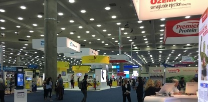 AADE 2018 exhibit hall highlights
