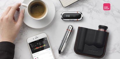 FDA Approval, One Drop, test strips, diabetes, One Drop Chrome meter