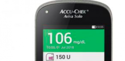 accu-chek solo patch pump