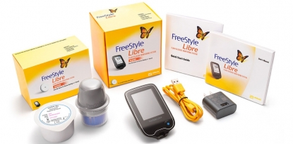 abbott freestyle libre, glucose testing, blood glucose monitoring, blood sugar, fingersticks, factory calibration, flash glucose monitoring, libre