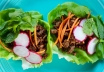 Asian-style lettuce wrap recipe