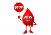 Hypoglycemia Blood Drop, diabetes, type 1 diabetes, low blood sugar