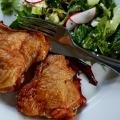 chicken thigh diabetes recipe
