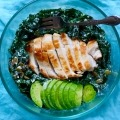 tex-mex chicken bowl recipe
