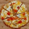 Quesadizza recipe