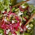 easy quick salad recipe