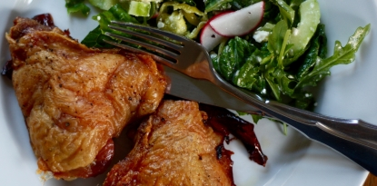 chicken thigh diabetes recipe