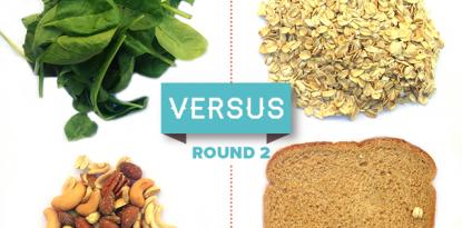Diet Battle Round 2