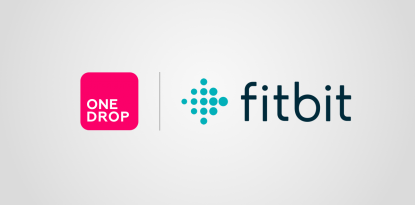 one drop-fitbit