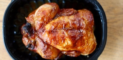 Rotisserie chicken recipe ideas