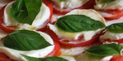 Caprese salad recipe diabetes